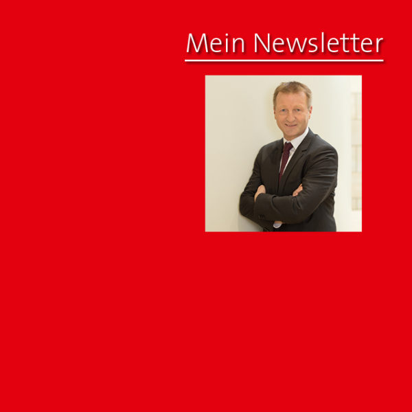Mein Newsletter – September 2016